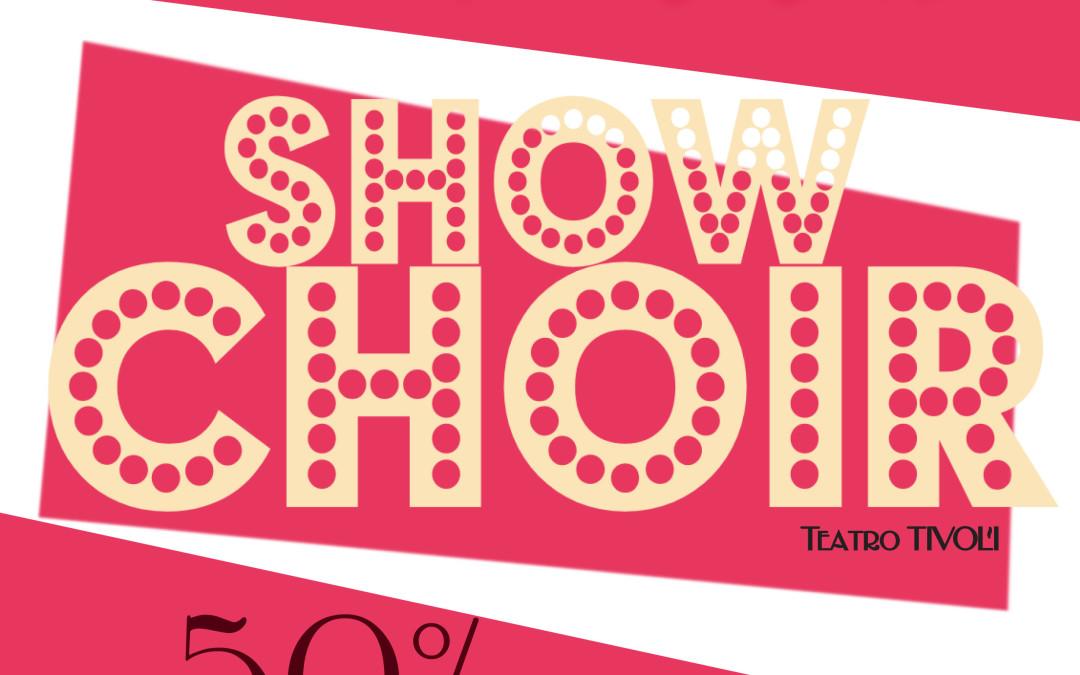 HARDMUSICA: Espectáculo ShowChoir leva a dança e o canto ao Tivoli
